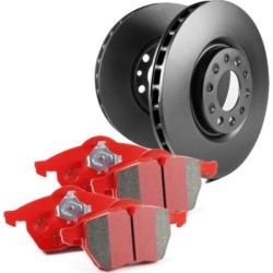 2008-2015 Smart Fortwo Brake Disc and Pad Kit EBC Smart Brake Disc and Pad Kit S12KF1157