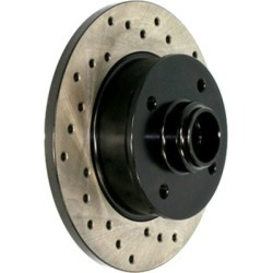 1985-1997 Volkswagen Golf Brake Disc StopTech Volkswagen Brake Disc 128.33022L found on Bargain Bro India from autopartswarehouse.com for $87.62