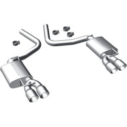 2009-2014 Dodge Challenger Exhaust System Magnaflow Dodge Exhaust System 16893 found on Bargain Bro India from autopartswarehouse.com for $793.18