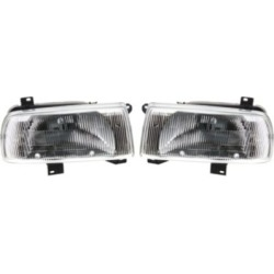 1993-1999 Volkswagen Jetta Headlight Replacement Volkswagen Headlight SET-65185