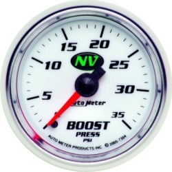Boost Gauge Autometer  Boost Gauge 7304