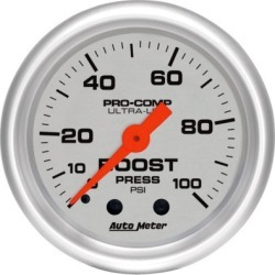 Boost Gauge Autometer  Boost Gauge 4306