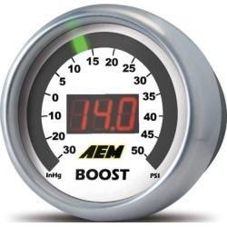 Boost Gauge AEM  Boost Gauge 30-4406
