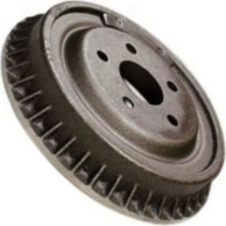 1977-1983 BMW 320i Brake Drum Centric BMW Brake Drum 122.34000