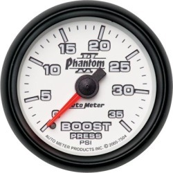 Boost Gauge Autometer  Boost Gauge 7504