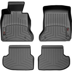 2012-2016 BMW 535i Floor Mats Weathertech BMW Floor Mats 44313-1-3 found on Bargain Bro Philippines from autopartswarehouse.com for $197.90