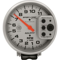 Tachometer Autometer  Tachometer 3965 found on Bargain Bro India from autopartswarehouse.com for $319.95