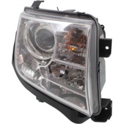 2008-2010 Lincoln MKX Headlight AutoTrust Gold Lincoln Headlight REPL100167 found on Bargain Bro India from autopartswarehouse.com for $376.17