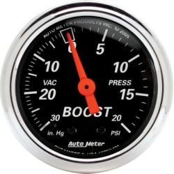 Boost Gauge Autometer  Boost Gauge 1471