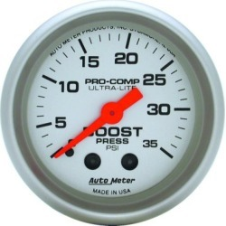 Boost Gauge Autometer  Boost Gauge 4304