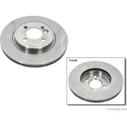 2002-2005 Mini Cooper Brake Disc Balo Mini Brake Disc W0133-1618866 found on Bargain Bro India from autopartswarehouse.com for $35.91