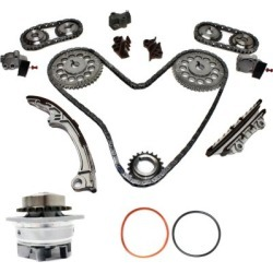 1996-2001 Infiniti I30 Timing Chain Kit Replacement Infiniti Timing Chain Kit KIT1-102713-29-B found on Bargain Bro India from autopartswarehouse.com for $119.61
