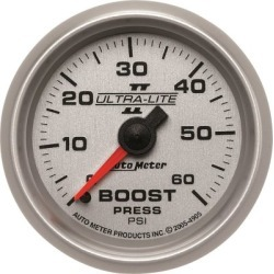 Boost Gauge Autometer  Boost Gauge 4905