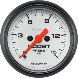 Boost Gauge Autometer  Boost Gauge 5750