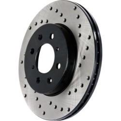 2012-2017 Fiat 500 Brake Disc StopTech Fiat Brake Disc 128.04004L found on Bargain Bro India from autopartswarehouse.com for $100.94