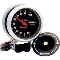 Tachometer Autometer  Tachometer 6601 found on Bargain Bro India from autopartswarehouse.com for $314.95