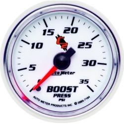 Boost Gauge Autometer  Boost Gauge 7104