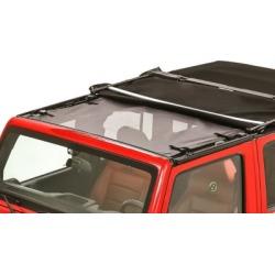 1997-2006 Jeep Wrangler (TJ) Summer Top Bestop Jeep Summer Top 52404-11