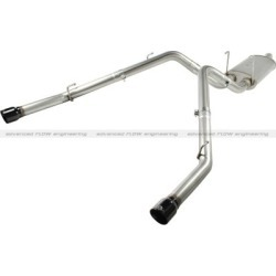 2009-2010 Dodge Ram 1500 Exhaust System AFE Dodge Exhaust System 49-42013-B