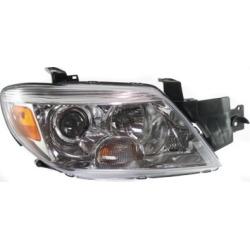 2005-2006 Mitsubishi Outlander Headlight Replacement Mitsubishi Headlight REPM100125