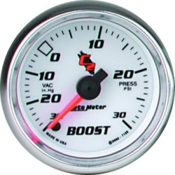 Boost Gauge Autometer  Boost Gauge 7159