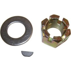 1976-1986 Jeep CJ7 Axle Nut Crown Jeep Axle Nut 3155675K found on Bargain Bro India from autopartswarehouse.com for $8.59