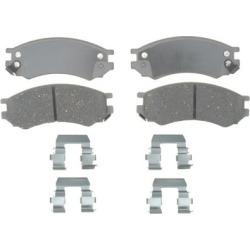 1993-2002 Saturn SC2 Brake Pad Set AC Delco Saturn Brake Pad Set 14D507CH found on Bargain Bro India from autopartswarehouse.com for $31.49
