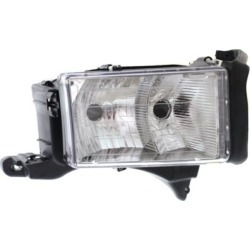 1999-2001 Dodge Ram 1500 Headlight Replacement Dodge Headlight REPD100133 found on Bargain Bro India from autopartswarehouse.com for $83.93