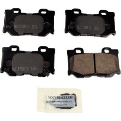 2009-2013 Infiniti G37 Brake Pad Set Beck Arnley Infiniti Brake Pad Set 089-1908 found on Bargain Bro India from autopartswarehouse.com for $71.15