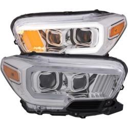 2016-2018 Toyota Tacoma Headlight Anzo Toyota Headlight 111378 found on Bargain Bro India from autopartswarehouse.com for $468.94