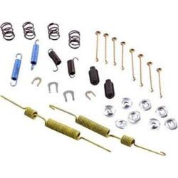 2000-2002 Hyundai Accent Brake Hardware Kit Centric Hyundai Brake Hardware Kit 118.51004
