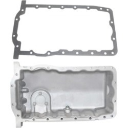 1999 Volkswagen Golf Oil Pan Gasket Replacement Volkswagen Oil Pan Gasket KIT1-110917-14-B found on Bargain Bro India from autopartswarehouse.com for $47.43