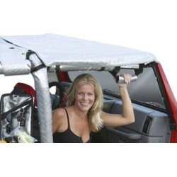 1997-2005 Jeep Wrangler (TJ) Summer Top Vertically Driven Products Jeep Summer Top 5093421