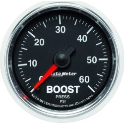 Boost Gauge Autometer  Boost Gauge 3805