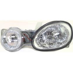 2000-2001 Kia Spectra Headlight ReplaceXL Kia Headlight 3231107LM found on Bargain Bro India from autopartswarehouse.com for $122.21