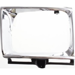 1989-1991 Toyota Pickup Headlight Door Replacement Toyota Headlight Door 3409