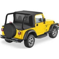 1997-2002 Jeep Wrangler (TJ) Summer Top Bestop Jeep Summer Top 53809-15