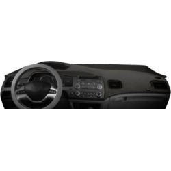2010 Dodge Ram 1500 Dash Cover Dash Designs Dodge Dash Cover 1435-1XCH