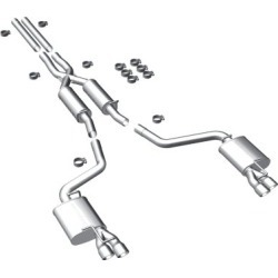 2011-2014 Dodge Charger Exhaust System Magnaflow Dodge Exhaust System 15083 found on Bargain Bro India from autopartswarehouse.com for $1456.47