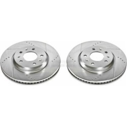 2003-2004 Cadillac Seville Brake Disc Powerstop Cadillac Brake Disc AR82103XPR found on Bargain Bro Philippines from autopartswarehouse.com for $166.32