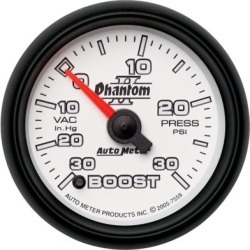Boost Gauge Autometer  Boost Gauge 7559
