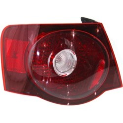 2008-2010 Volkswagen Jetta Tail Light Replacement Volkswagen Tail Light REPV730314
