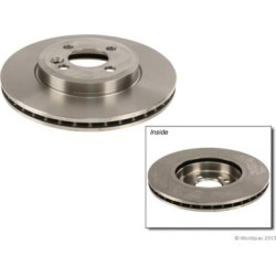 2008-2014 Mini Cooper Brake Disc Pilenga Mini Brake Disc W0133-1955043 found on Bargain Bro India from autopartswarehouse.com for $49.09