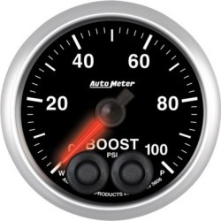 Boost Gauge Autometer  Boost Gauge 5606