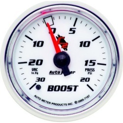 Boost Gauge Autometer  Boost Gauge 7107
