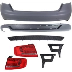2010-2012 Audi A4 Tail Light Replacement Audi Tail Light KIT1-052617-29-D found on Bargain Bro Philippines from autopartswarehouse.com for $822.62