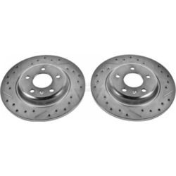 2009-2016 Audi A4 Brake Disc Powerstop Audi Brake Disc EBR1007XPR found on Bargain Bro Philippines from autopartswarehouse.com for $115.32