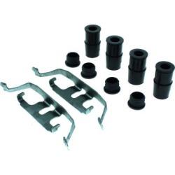 2011-2017 BMW X3 Brake Hardware Kit Centric BMW Brake Hardware Kit 117.34042