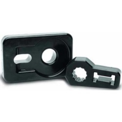 Guide Daystar Winch Cable Guide KU70047BK