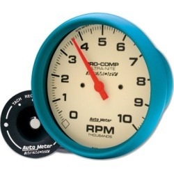 Tachometer Autometer  Tachometer 4594 found on Bargain Bro India from autopartswarehouse.com for $359.95